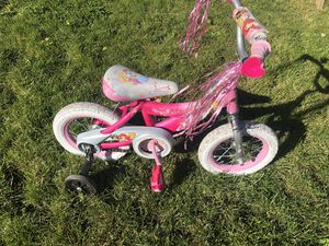 Girls princess bike for Sale in Portland, OR