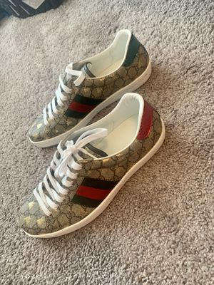 Gucci sneakers never worn for Sale in Durham, NC