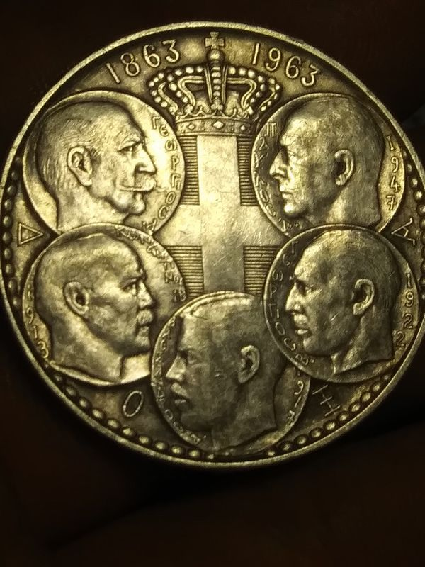 Awesome collectible foreign silver