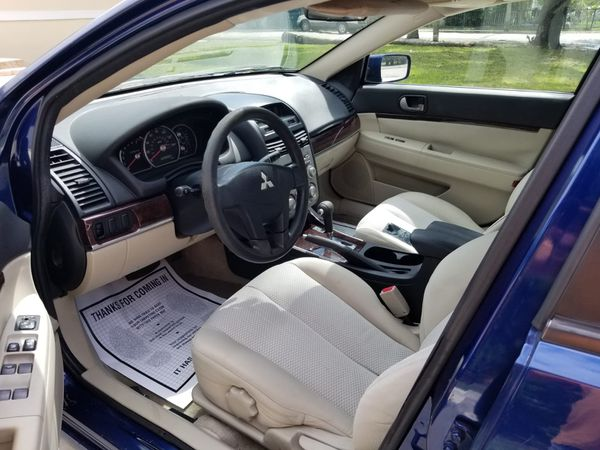 2009 Mitsubishi Galant - RUNS GREAT - CLEAN TITLE - VERY WELL MAINTAINED✅