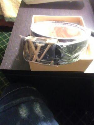 Supreme Louis Vuitton/Gucci Belts for Sale in Nashville, TN