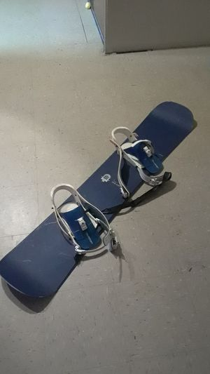 Danny way type A Burton Snowboard with 24seven snowboarding boots and carry bag. for Sale in New York, NY