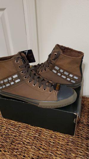 Skechers Memory Foam Star Wars Chewbaca Shoes for Sale in Azusa, CA