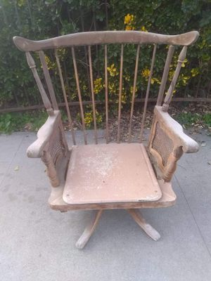 Vintage short rocking chair for Sale in Sanger, CA