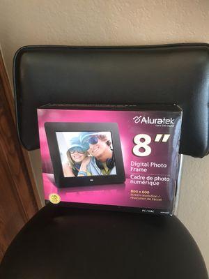 Aluratek digital photo frame new for Sale in Harker Heights, TX