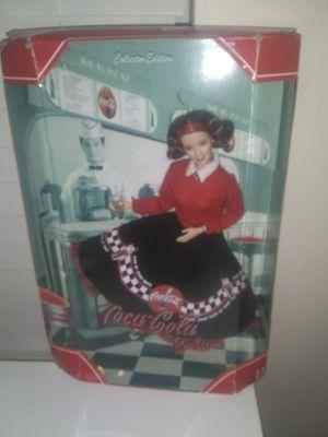 Rare Coca-Cola Barbie doll for Sale in Taylorsville, UT