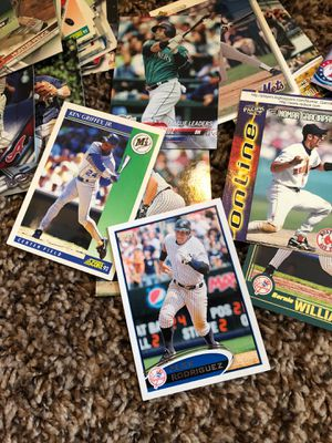 Batches of 750+/- Baseball Cards for $10 for Sale in Snohomish, WA