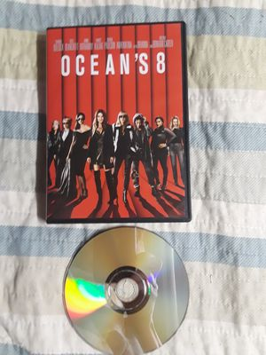 Oceans 8 DVD for Sale in Rock Island, IL