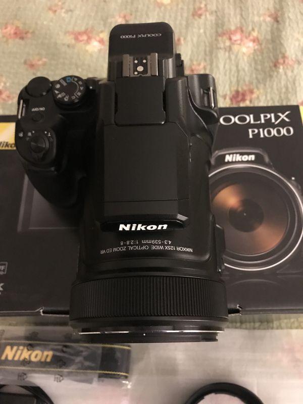 Nikon - Coolpix P1000