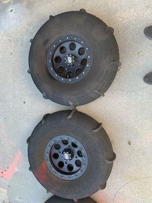 Paddle tires Skat Trak for Sale in Newport Beach, CA