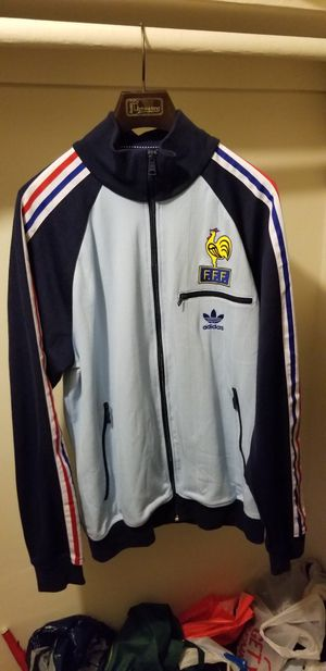 2010 France Adidas World Cup Sweater XL for Sale in Hyattsville, MD