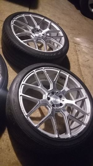 20 inch rims for Sale in San Antonio, TX