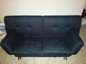 Couch futon bed for Sale in Marietta, GA