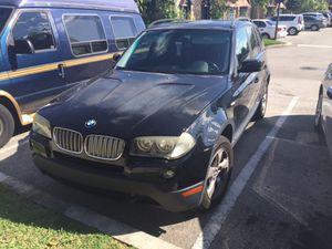 BMW X3 2008 for Sale in Sunrise, FL