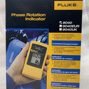 Fluke 9040 Rotation Meter for Sale in Lockport, IL