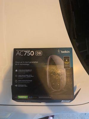 Belkin AC750 Dual-Band Wireless router for Sale in Lorton, VA