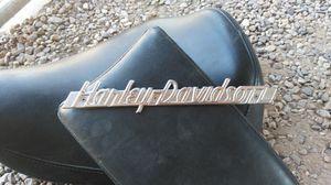 Harley Davidson gas tank emblem for Sale in Potwin, KS