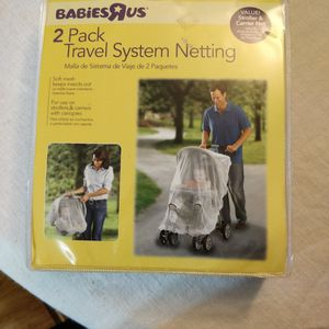 Travel System Netting for Sale in New Brighton, PA