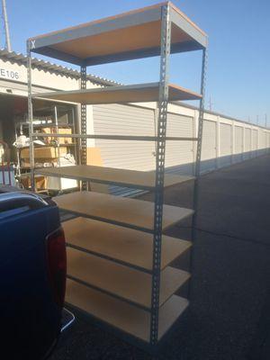 Rivetier heavy duty shelving for Sale in Phoenix, AZ