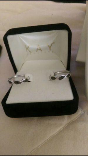 Black diamond Earrings for Sale in Avondale, AZ