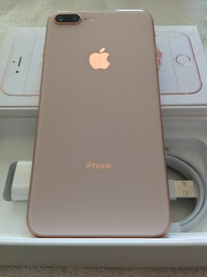 Apple iPhone 8+ PLUS 64GB (T-MOBILE) UNLOCKED $360 FIRM for Sale in Costa Mesa, CA