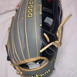 "Brand New Wilson A2000 12.75"" Outfield Baseball Glove for Sale in Humble,  TX"