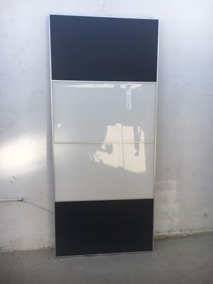 Two IKEA Sliding door panels for Sale in San Diego, CA
