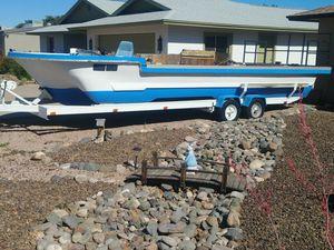 27' tandem axle trailer for Sale in Glendale, AZ