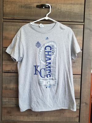 KC Royals t shirt for Sale in Marquette, MI