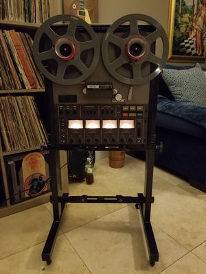 PRO- DECK RTR TEAC A 3440 .HI SPEED 15 ips IN MINT CONDITIONS. for Sale in Hialeah, FL