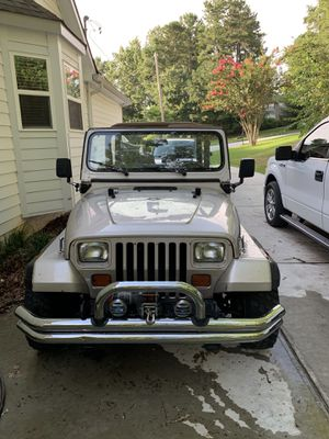 1995 Jeep Wrangler 4x4 for Sale in Lawrenceville, GA