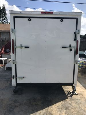 Brand new 6 x12 trailer for Sale in Miami, FL