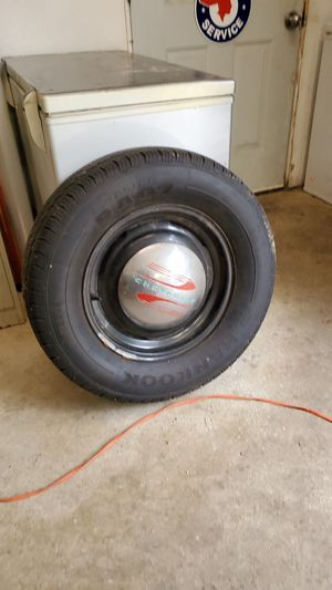 51 Chevrolet pick up 1/2 ton rim for Sale in Lacey, WA