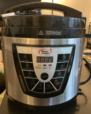 Power Cooker Plus Instant Pot for Sale in San Diego, CA