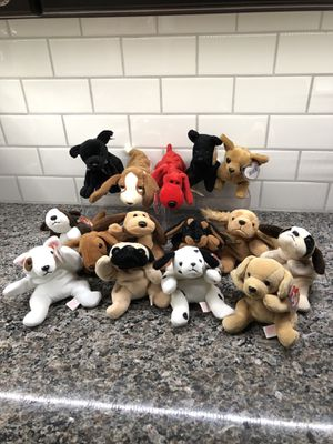 15 Beanie Baby Dogs for Sale in Vienna, VA