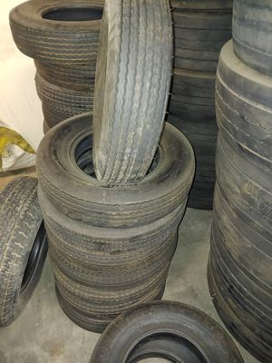 13 inch trailer tires for Sale in Troutman, NC