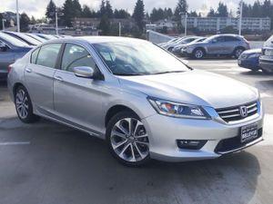 2014 Honda Accord Sedan for Sale in Bellevue, WA