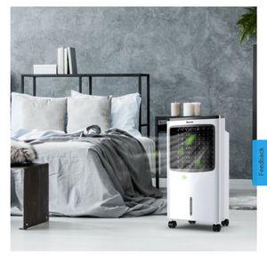 Portable Air Conditioner Cooler Fan Filter Humidify Anion W / Remote Control for Sale in San Bernardino, CA