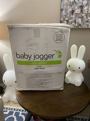 Baby jogger city select double stroller for Sale in Bolingbrook, IL