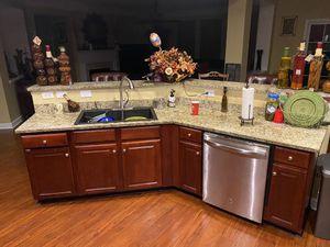 Kitchen cabinets and granite for Sale in Union City, GA