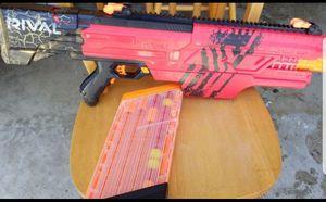Nerf Rival Gun -Automatic. for Sale in Pico Rivera, CA