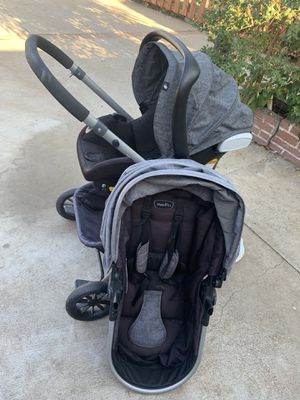 Car seat & stroller set for Sale in Industry, CA