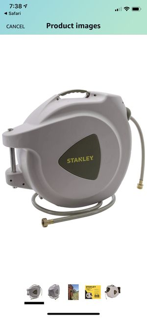 "Stanley 65"" retractable hose for Sale in Amity, PA"