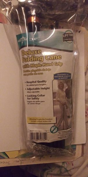 Collapsable walking cane new for Sale in Santee, CA