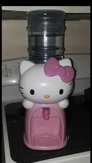 Hello kitty water dispenser for Sale in Spring Hill, FL