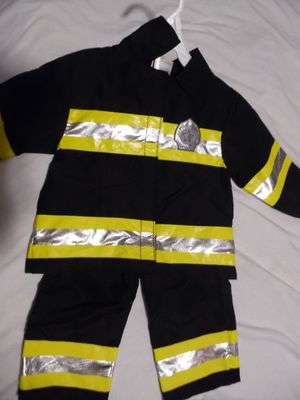 Fire man Halloween costume for Sale in San Diego, CA