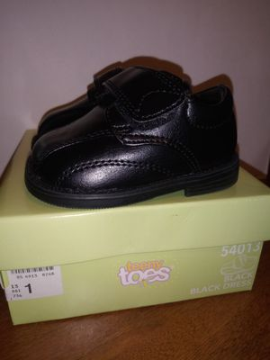 Baby Dress Shoes (Size 1) for Sale in Cleveland, OH
