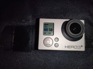 GoPro Hero 3 + for Sale in Miramar, FL