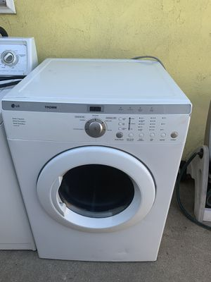 LG DLE2514W DRYER for Sale in San Diego, CA