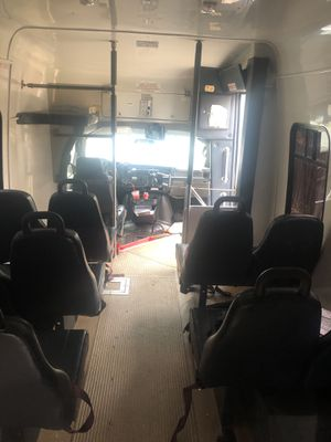 Bus seats for sale $50 each for Sale in Mount Rainier, MD